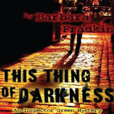 Kevin Kraft Voice Artist The Things of Darkness